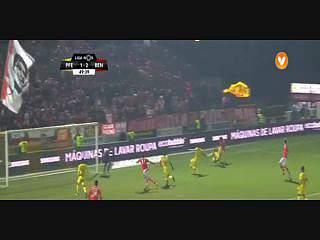 Benfica, Caso, Jonas, 50m