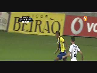 U. Madeira, Jogada, Soares, 35m