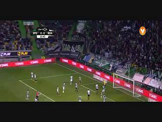 Liga (23ª J): Resumo Sporting 2-0 Boavista