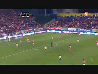 Benfica, Jogada, Jonas,  73m