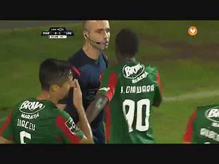 Marítimo, Expulsão, Rúben Ferreira, 92m