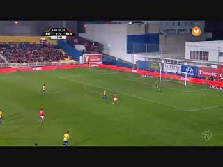 Benfica, Jogada, Jiménez,  13m