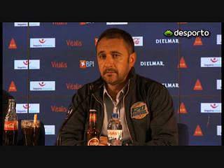 Vítor Pereira: «Vitória foi feliz»