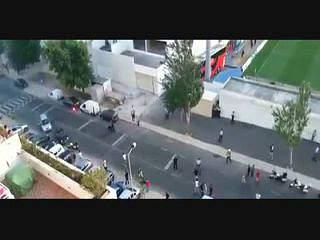 Taça Honra: Vídeo amador mostra confrontos entre claques
