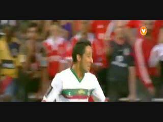 Marítimo, Golo, João Diogo, 55m, 1-1
