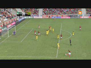 Liga (8ª J): Resumo Marítimo 0-2 P. Ferreira