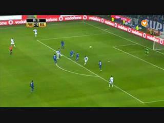 FC Porto, Jogada, Quaresma, 66m