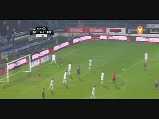 FC Porto, Jogada, André André, 15m