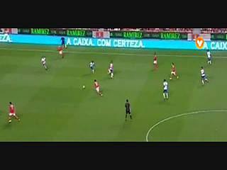 Liga (1ª J): Resumo Benfica 4-0 Estoril