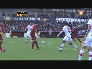 Benfica, Jogada, Mitroglou, 16m
