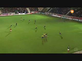 Liga (18ª J): Resumo Marítimo 0-1 U. Madeira