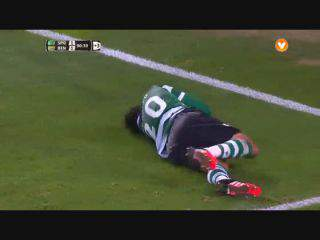 Sporting, Jogada, Bryan Ruiz, 90m