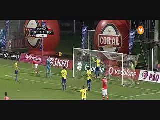 Benfica, Jogada, Jonas, 27m