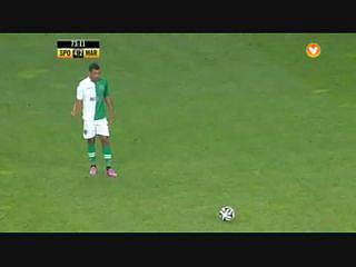 Sporting, Jogada, Nani, 73m