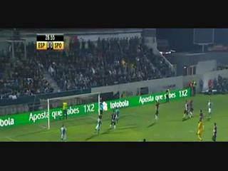 Sporting, Jogada, Montero, 29m