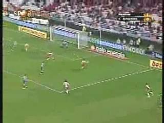 Benfica, golo N. Gomes, 62 min, 2-0