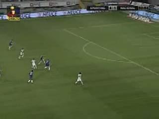 Sporting, golo Bueno, 93 min, 5-1