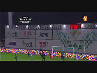 Moreirense, Felipe Gonçalves, Jogada, 20m