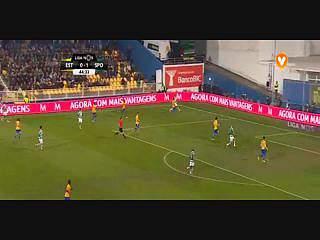 Sporting, Golo, Slimani, 45m, 0-2