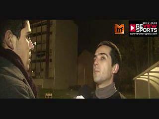 J.MARTINS VS ONEY - FLASH INTERVIEW LUIS MIRANDA