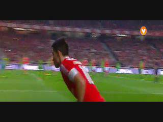 Benfica, Golo, Jardel, 11m, 1-0