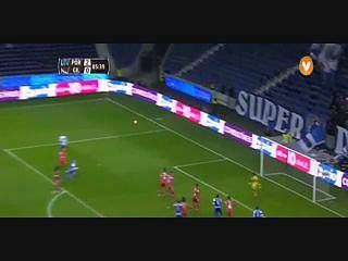 FC Porto, Jogada, M. Marega, 85m
