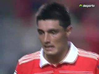 Liga (5ª J): Resumo Benfica 2-0 Sporting