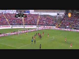 Benfica, Jogada, Mitroglou, 18m