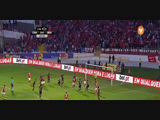 Benfica, Caso, Mitroglou, 62m