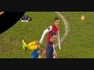 Arouca, Jogada, Lucas Lima, 41m