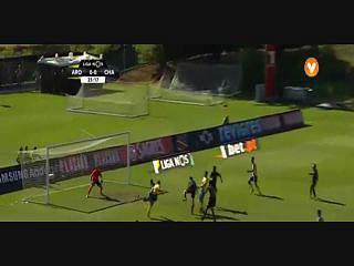 Liga (5ªJ): Resumo Arouca 0-1 Chaves