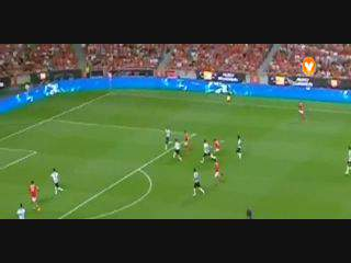 Benfica, Jogada, Jonas, 37m