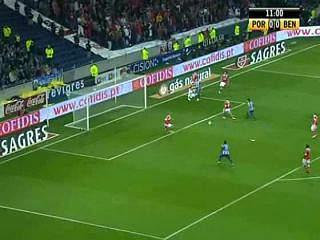FC Porto, Golo, Varela, 11m, 1-0