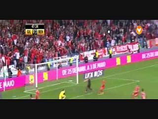 Benfica, Jogada, Sulejmani, 48m