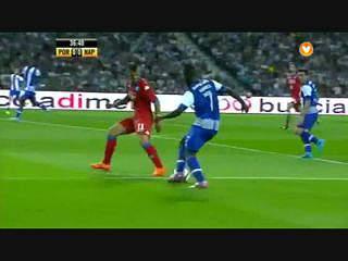 FC Porto, Jogada, Tello, 37m