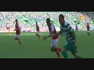 Sporting, Jogada, Montero, 34m