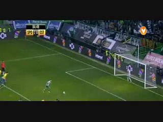 Sporting, Golo, Adrien Silva (g.p.), 85m, 3-0