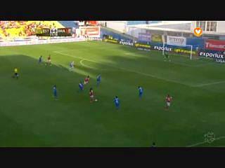 Resultado ao Intervalo – Estoril 0-0 Sp. Braga