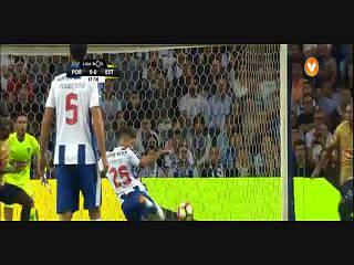 Liga (2ªJ): Resumo FC Porto 1-0 Estoril