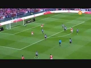 Liga (21ª J): Resumo Benfica 3-0 V. Setúbal