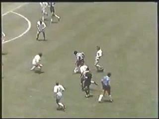 Erros célebres em Mundiais de futebol - Ali Bin Nasser