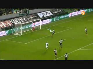 Resultado ao Intervalo – Sporting 0-0 Nacional