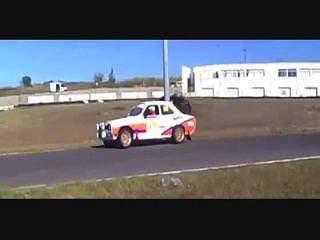 Rali Portugal Histórico 2013: Kartódromo do Bombarral