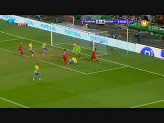 Portugal, Jogada, Ronaldo, 49m