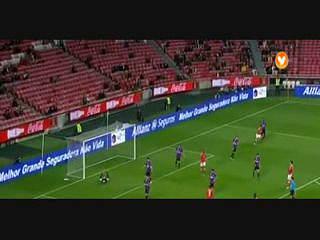 Benfica, Jogada, Derley, 11m