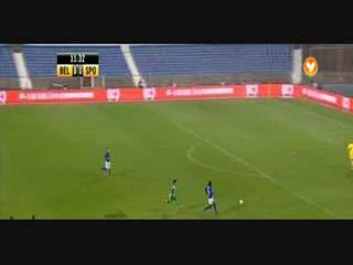 Sporting, Jogada, Montero, 12m