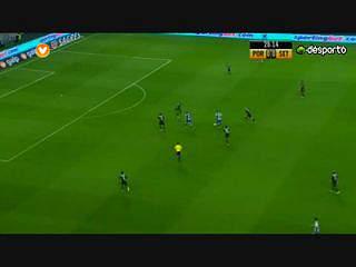 Liga (4ªJ): Resumo FC Porto 3-0 V. Setúbal