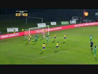 Sporting, Jogada, Adrien Silva, 47m