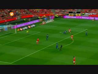 I Liga (2ªJ): Resumo Benfica 3-1 Feirense