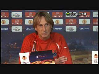 Adrie Koster quer sair de Braga «bem sucedido»
